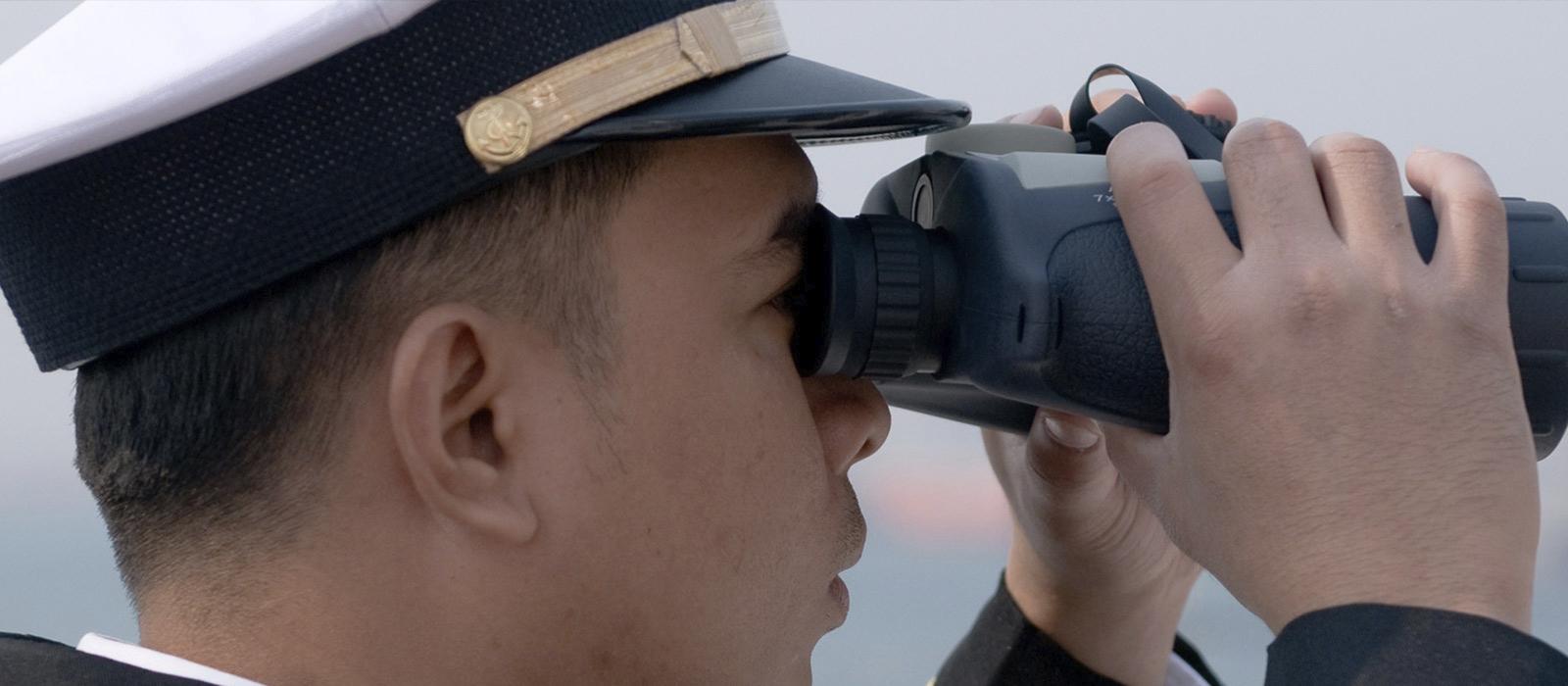 Design refresh for Clyde Marine Recruitment - Infinite Eye
