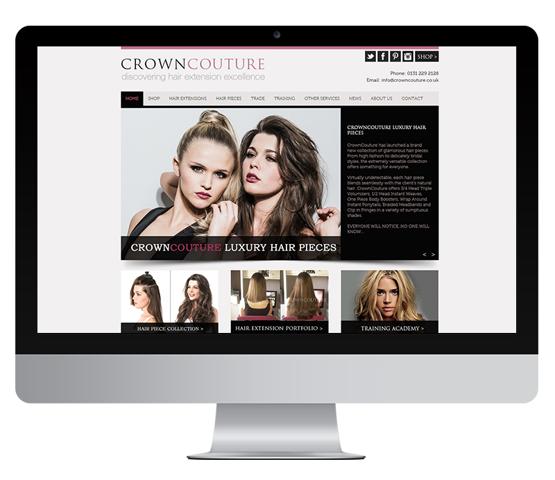 Crown Couture hair extensions