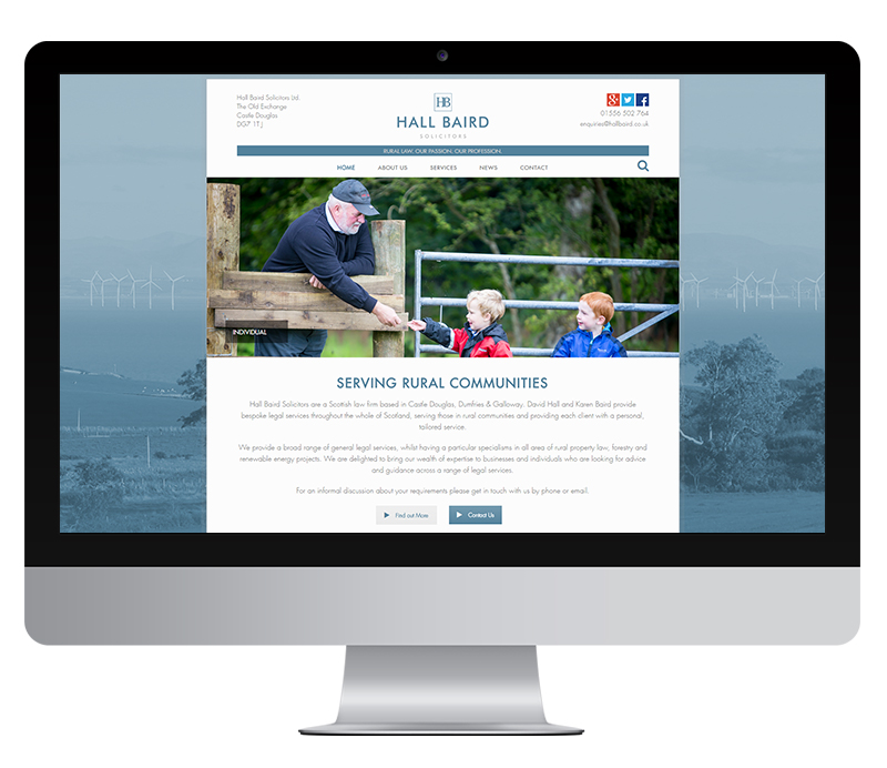 Hall Baird Dumfries and Galloway solicitors