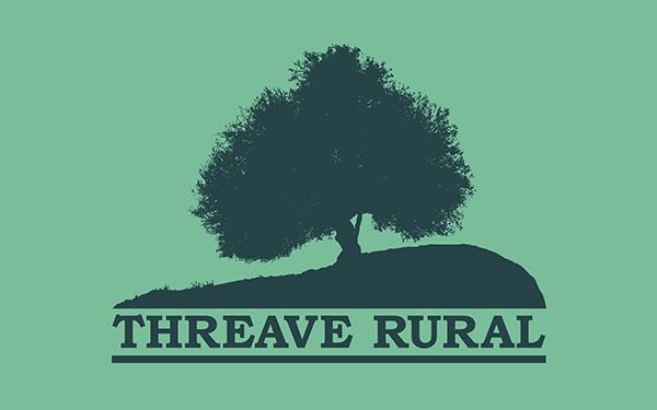 Threave Rural logo design