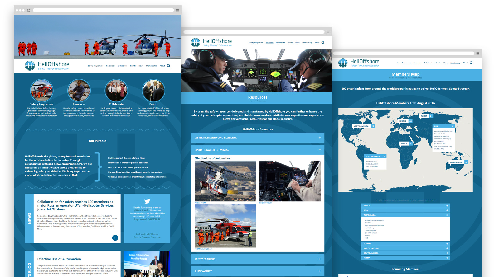 heli-pages