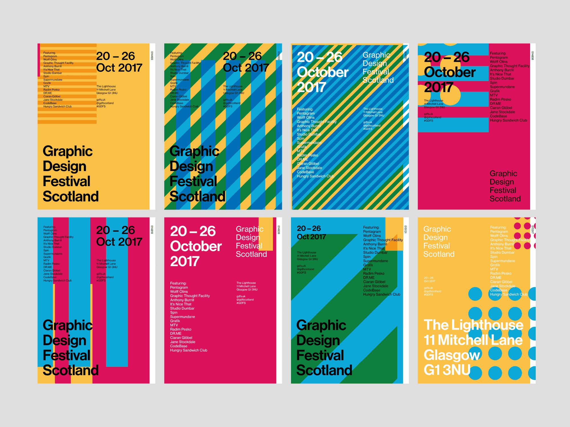 gdfs poster generator wins european design award infinite eye