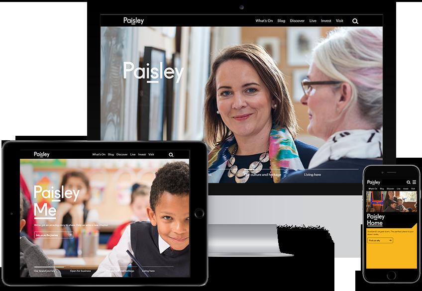 paisley-responsive