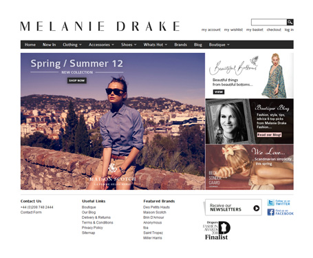 Melanie Drake Fashion